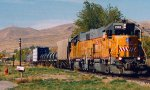UNION PACIFIC PROVO SWITCHER,CUTLER,UTAH.